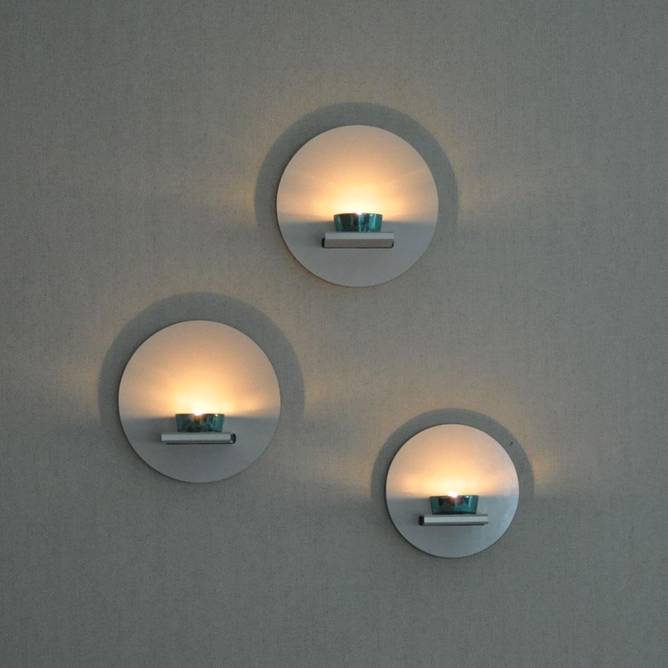 Ljuspunkt, ljushållare