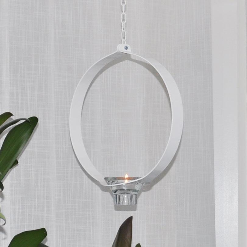 Halo, ljushållare för värmeljus