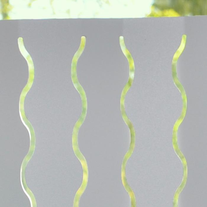 Pärlband, insynsskydd/solskydd